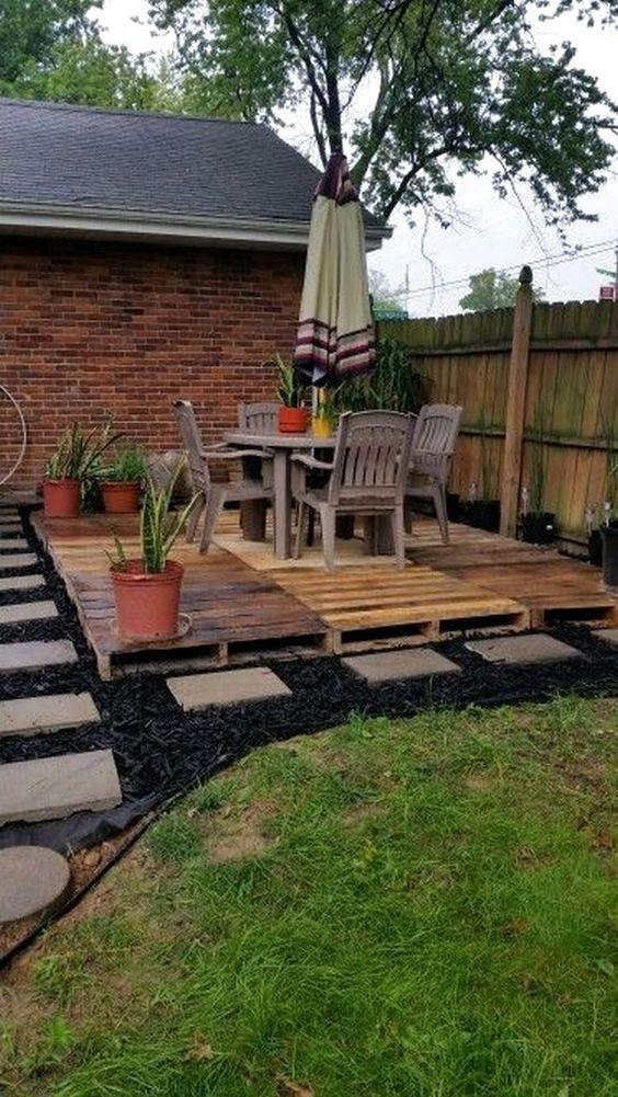Backyard Wood Patios And Decks Design Ideas Flugar Living