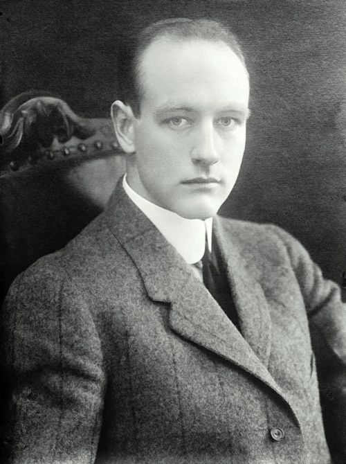 Roy Chapman Andrews (1884 – 1960): An American explorer, adventurer, and naturalist. He sailed to the East Indies and the Arctic and China to study animals, wrote some books, and became the director of the American Museum of Natural History. But what he's best known for is leading several expeditions into the Gobi desert of Mongolia in the 1920s. This guy is allegedly the real person that Indiana Jones was patterned after!