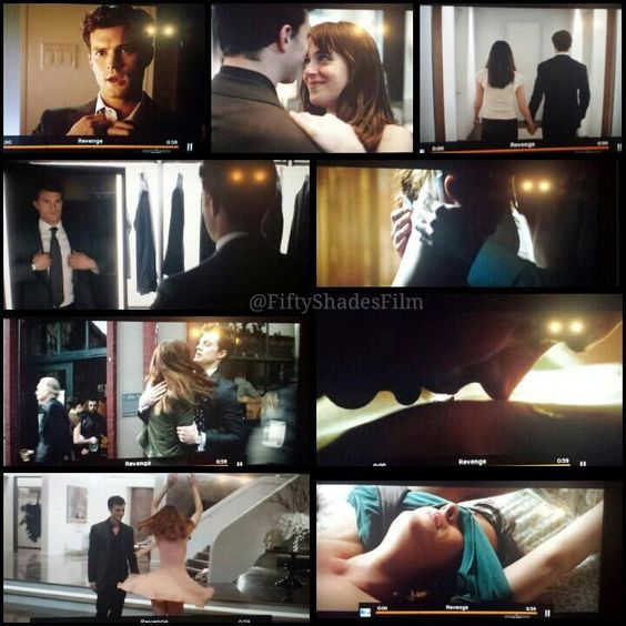 Noticias: Adelanto del 2do Trailer 50 Sombras de Grey | Secretos De Una BookLover♥