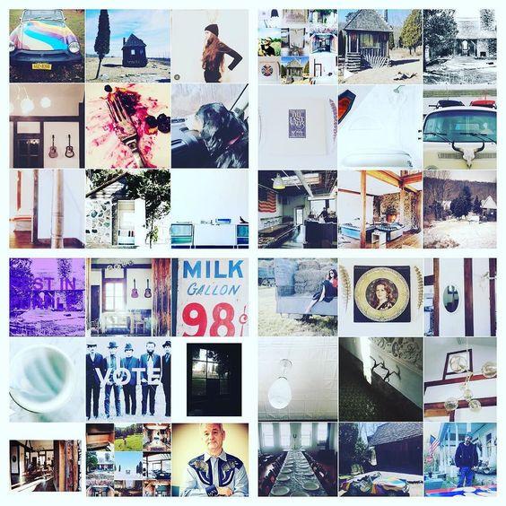 MILK BARN collage. by milk.barn
