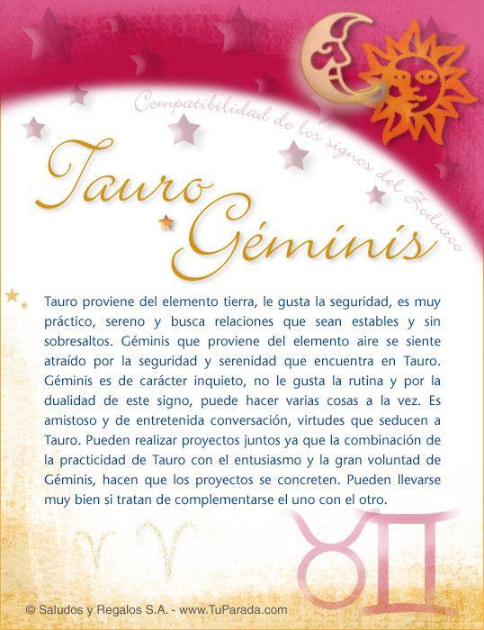 Tauro Con Géminis Compatibilidad De Tauro Tarjetas Postales Gratis Feliz Día Nombres Fotos Imágenes Piscis Y Tauro Géminis Y Sagitario Géminis Y Piscis