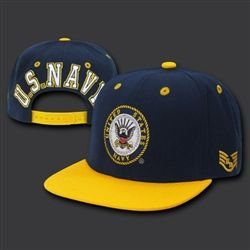 JUMBO BACK US #NAVY CAP