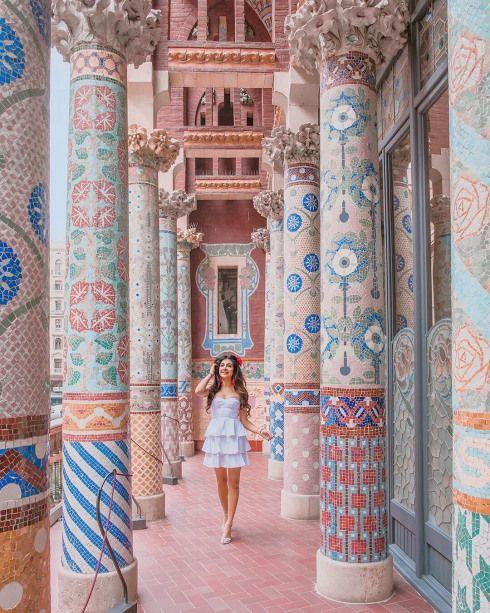 Барселона іспанія цікаві місця