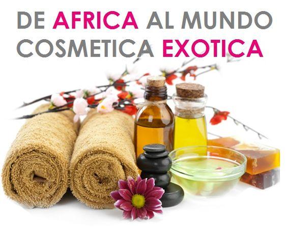 Materiales exóticos Africa