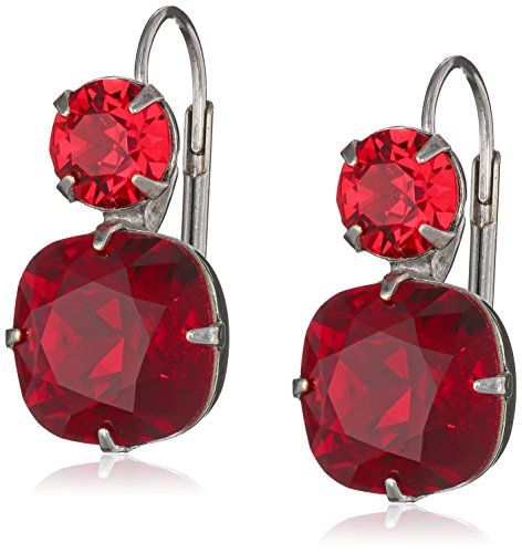 [$39 save 25%] Amazon #LightningDeal 70% claimed: Sorrelli Cushion-Cut Crystal Antique-Style Drop Earrings #LavaHot http://www.lavahotdeals.com/us/cheap/amazon-lightningdeal-70-claimed-sorrelli-cushion-cut-crystal/142589?utm_source=pinterest&utm_medium=rss&utm_campaign=at_lavahotdealsus