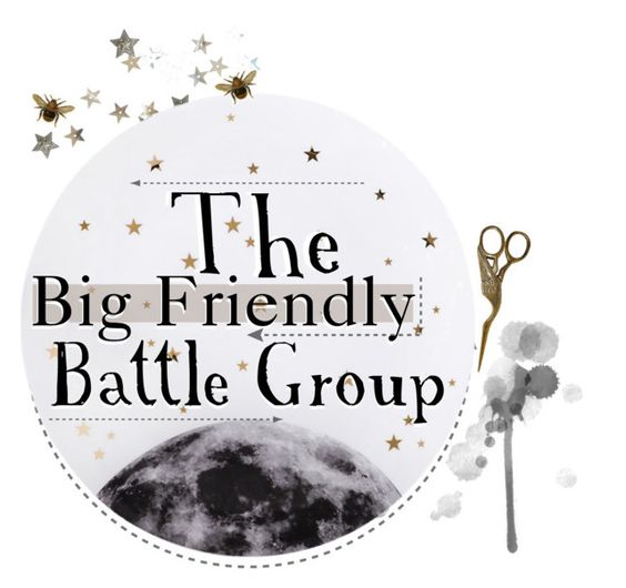 """""""The Big Friendly Battle Group!"""" by charcharr ❤ liked on Polyvore featuring art, TBFBG and melsunicorns"""