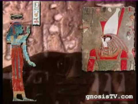 El Mito Gnóstico de Osiris Seth y Horus