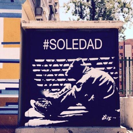 Cosas que me olvido de subir #soledad #laneomudejardeatocha #stencil #porfavorhh by porfavorhh