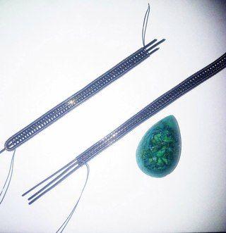 Wire wrap, Vikinq Knit украшения из проволоки. | VK