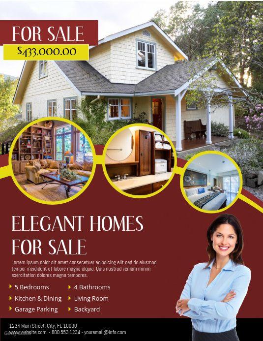 Real Estate Flyer Templates Real Estate Advertising Real Estate Flyer Template Real Estate Ads