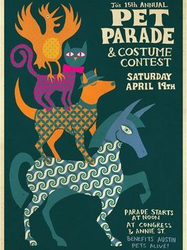 Check out the Jo's Coffee Pet Parade this weekend, and check out our blog for other great events this weekend!