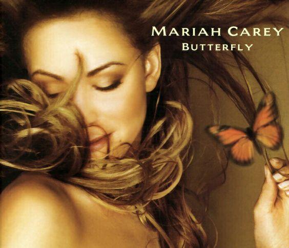 Songtext von Mariah Carey - Butterfly Lyrics