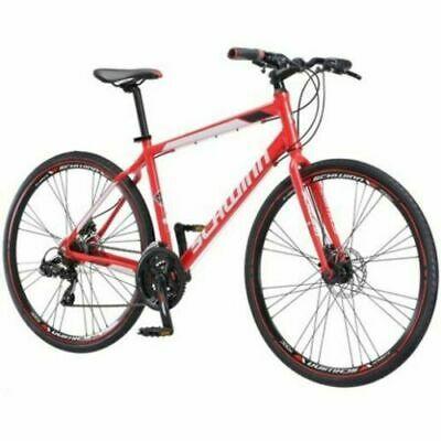 Sponsored Ebay Hybrid Mens Mountain Bike 700c Schwinn Kempo 21