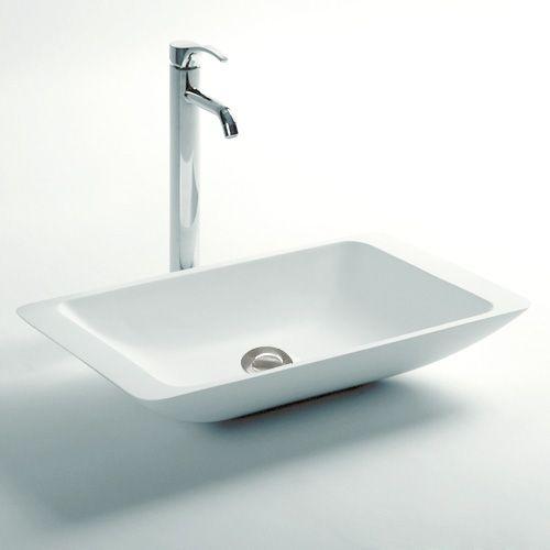Awesome Rectangular Vessel Sink   Bathroom Update Ideas   Pinterest   Vessel Sink,  Sinks And Rectangular Vessel Sink