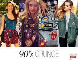 Resultado de imagem para moda anos 90