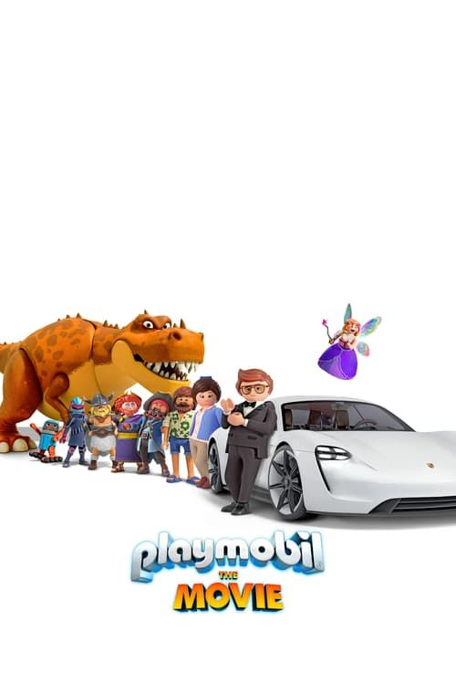 Playmobil The Movie Full Movie 2019 Free Download 720p 1080p