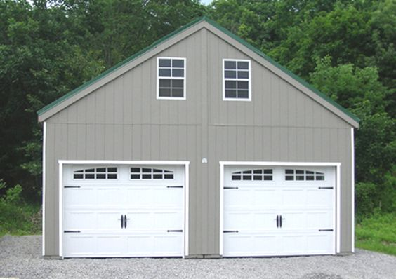 1000 ideas about prefab garage kits on pinterest prefab for 2 story metal buildings with living quarters