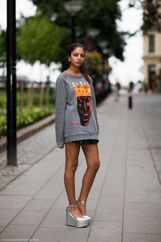Carolines Mode | StockholmStreetStyle: Casual Style, Streetstyle Sweden, Fashion Street, Street Styles, Streetstyle Outfits