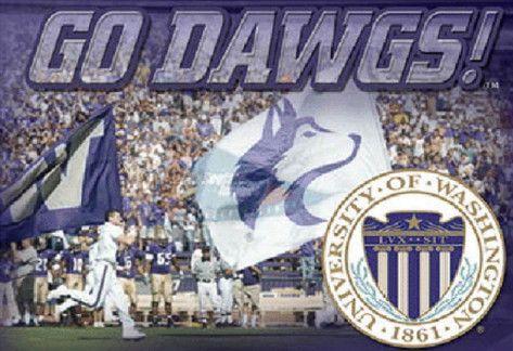 Go Dawgs ~ UW Huskies