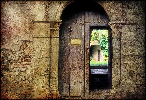 Italian Doors #7, Florence