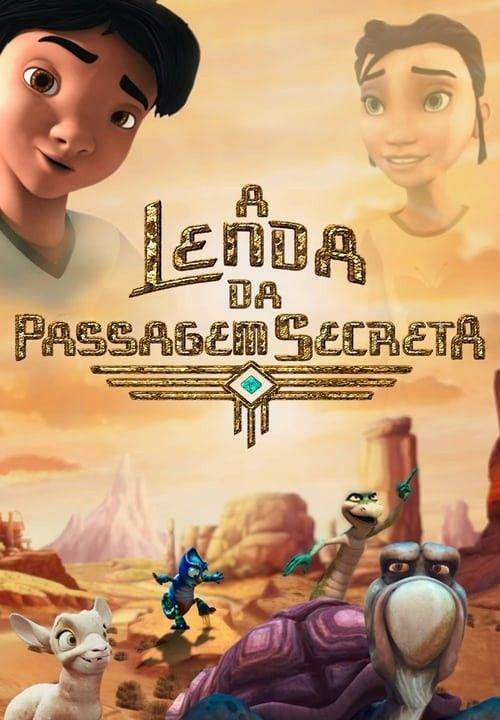 A Lenda Da Passagem Secreta Com Imagens Filme A Lenda Filmes