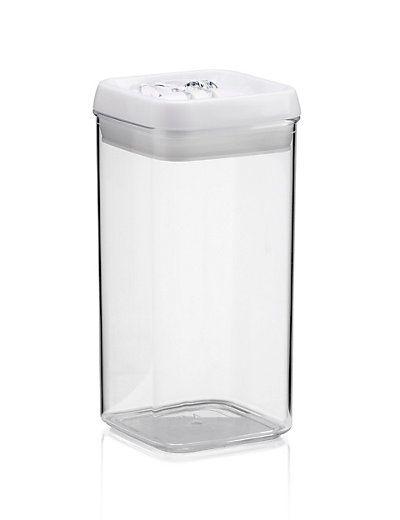 Large Flip Lock Tight Storage Jar | M&S