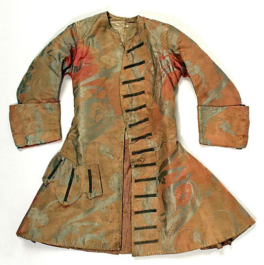 Child's coat, 1730