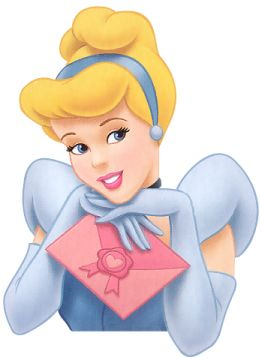 Red dress disney princess clipart
