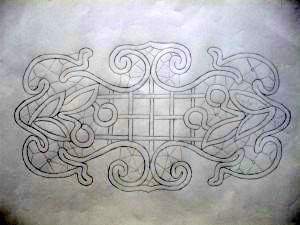 MACRAME 'ROMANIAN - POINT LACE: New DESIGNS - MODELS