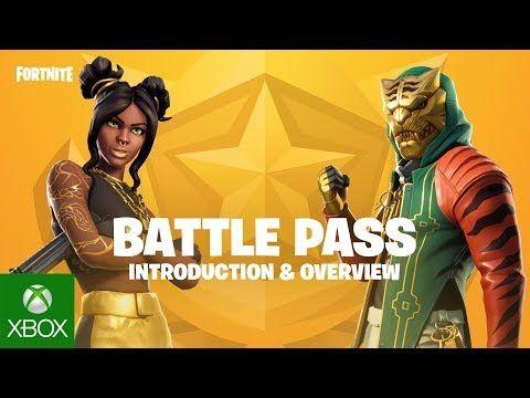 Fortnite Season 8 Battle Pass Overview Season 8 Battle Epic Games Fortnite