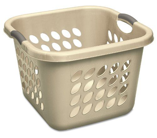 Sterilite 1 50 Bushel Ultra Square Laundry Basket 6 Pack Local