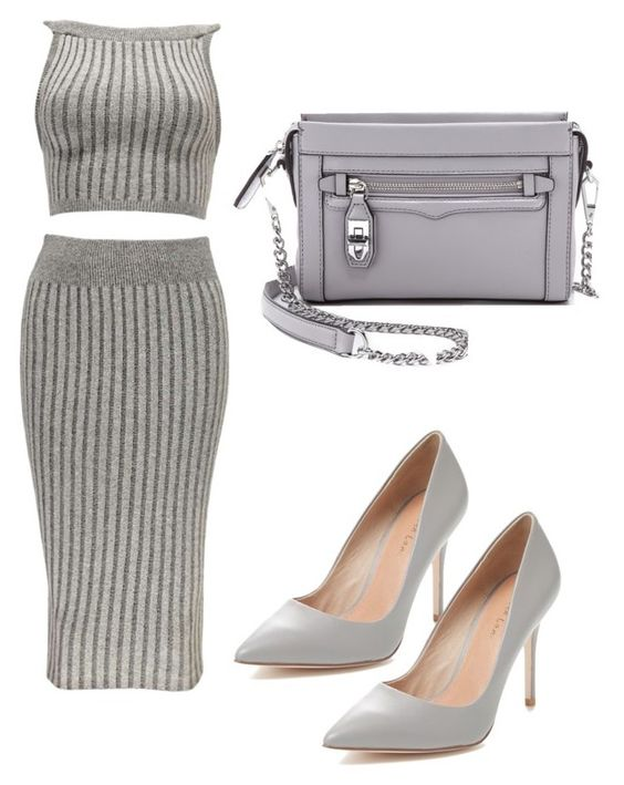 """Feeling Grey."" by j-haley on Polyvore"