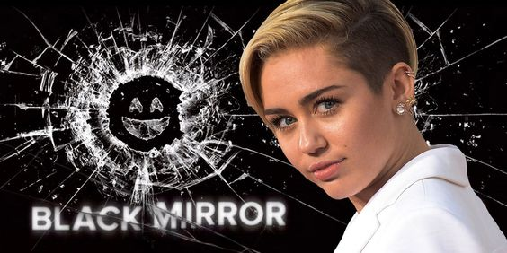 Miley Cyrus confirms her appearance in Black Mirror.