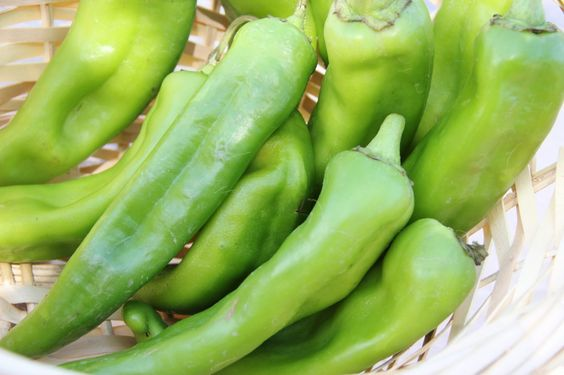 How to Roast Green Chiles
