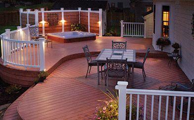 Nice deck!!!: Backyard Idea, Deck Design, Outdoor Patio