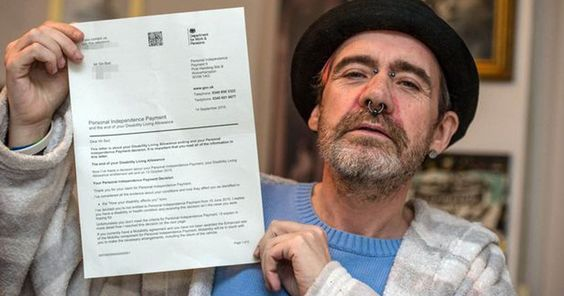 The 46-year-old, who changed his name by deed poll, suffers severe epilepsy and struggles to walk after injuring his head