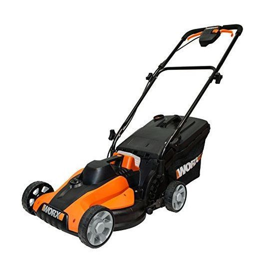 Worx 40v Tondeuse A Gazon Avec Batterie Li Ion 1piece Wg776e Lawn Mower Craftsman Lawn Mower Parts Lawn Mower Parts
