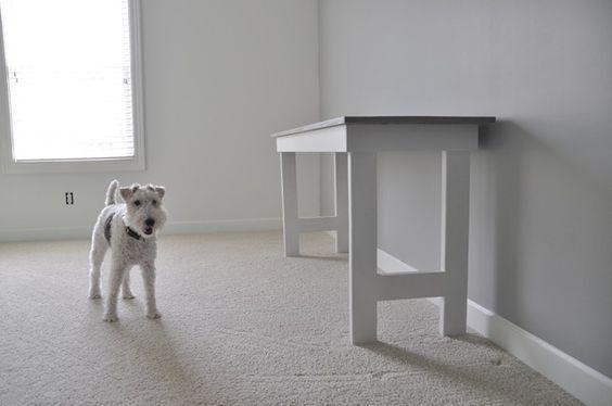 Sala de Arte: mesa de costura, un blog molt ben fet de decoració