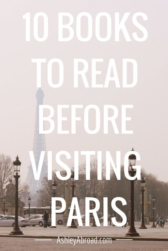 10 best books to read before visiting paris book to read to read