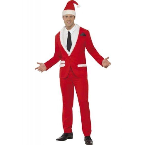 Santa cool costume mens costumes fancy dress christmas