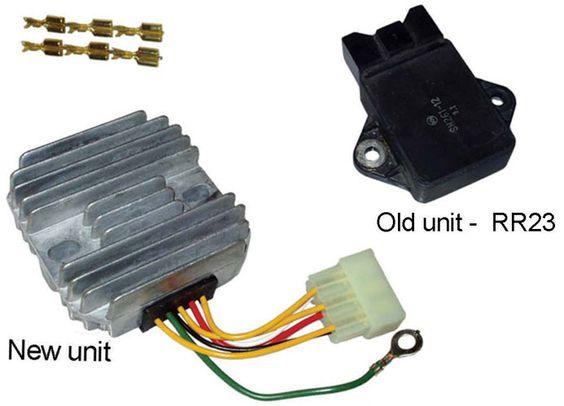 Where Is Regulator Honda Cb750 Sohc Rr23 Reg Rec Cool Things To Buy Honda Cb750 Electronic Products