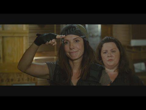 The Heat starring Sandra Bullock Official Trailer | The Heat Movie Trailer with Melissa Mccarthy - http://hagsharlotsheroines.com/?p=84549