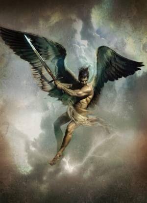 Azrael – El Arcángel de La Muerte 88963602207f31c837d3cfebed55252b