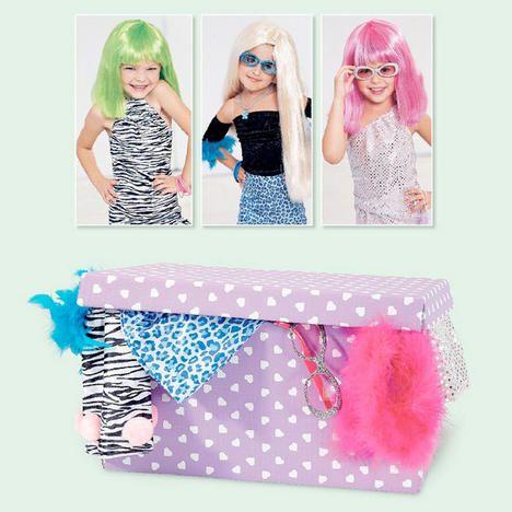 """""""Diva"""" Wigs & Dress-Ups $22.99"""