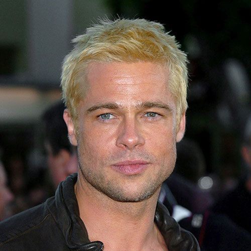 Brad Pitt Haircut Brad Pitt Short Hair Brad Pitt Long Hair
