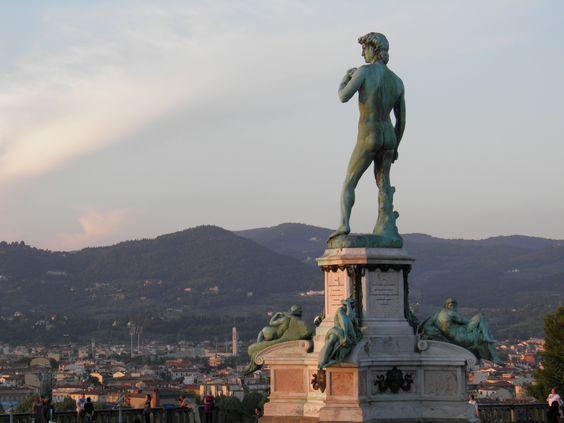 David- Piazzale Michelangelo