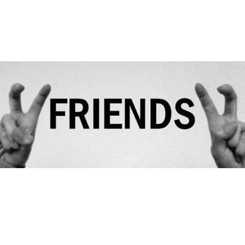 """Friends"":"