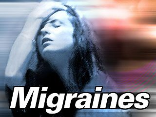 Types of migraines include: Basilar Artery Migraine  - This is also another rare type of migraine headaches which is often accompanied by lack of balance, dizziness, and confusion. This condition may also lead to inability to speak properly, ringing in the ears, and some visual disturbances.