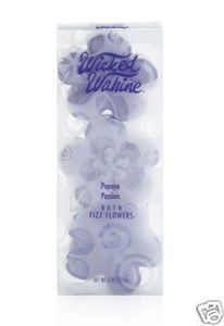 Hawaii Wicked Wahine Bath Fizz 3 Pack Papaya Passion by Buns of Maui. $10.49. Hawaiian Bath & Body products make a great gift for that special someone!. Wicked Wahine Bath Fizz. Add a little fizzle to your bath with our tropically scented Wicked Wahine Fizz Flowers for a bubbly and invigorating experience.