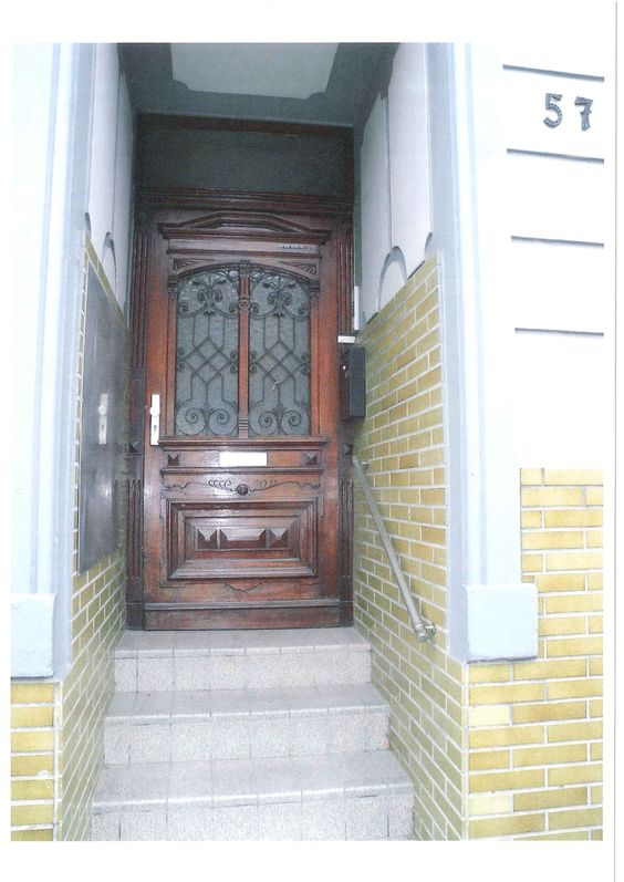 Haustüre, Einfamilienhaus in Viersen, Krefelderstrasse